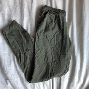 H&M Divided Cotton Pants Size 4